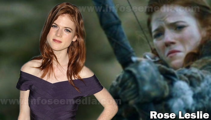 Rose Leslie featured image
