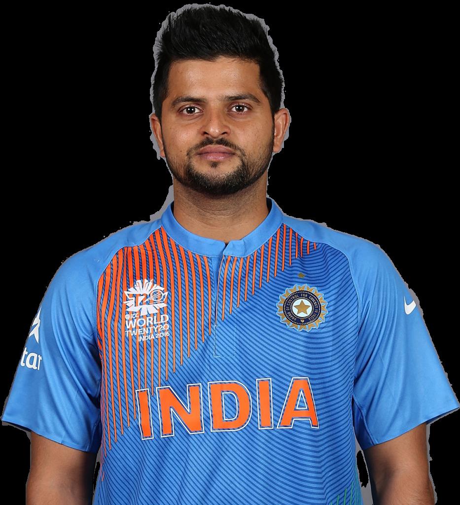 Suresh Raina transparent background png image