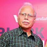 VVS Laxman's father V. Shantaram