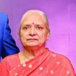 VVS Laxman's mother V. Satyabhama