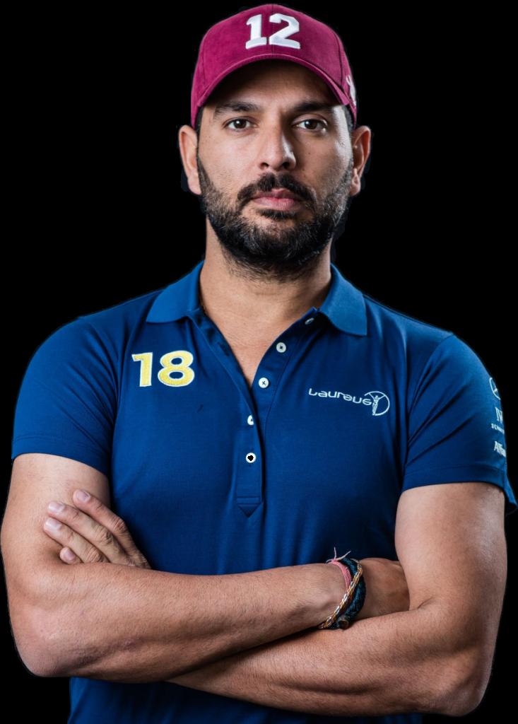 Yuvraj Singh transparent background png image