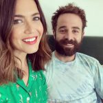 mandy Moore with her husband Taylor Goldsmith
