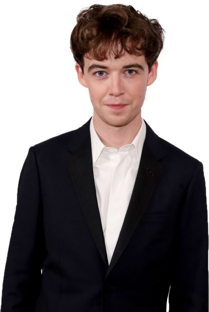 Alex Lawther transparent background png image