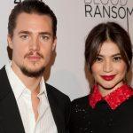 Alexander Dreymon with his girlfriend Tonia Sotiropoulou
