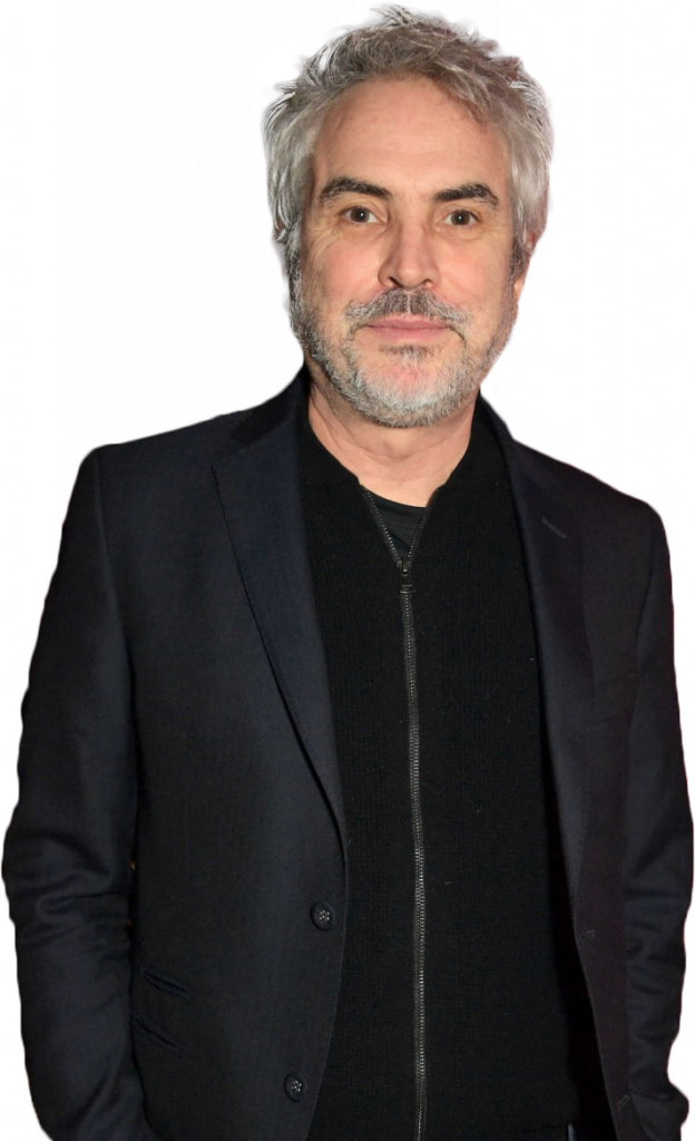 Alfonso Cuaron transparent background png image