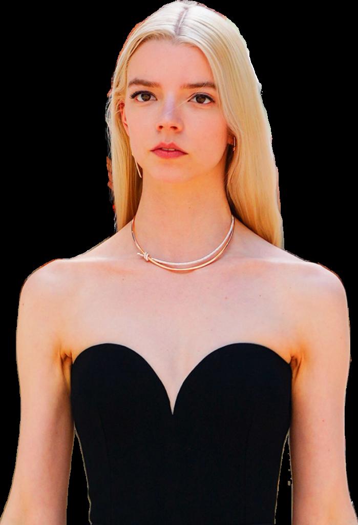 Anya Taylor-Joy transparent background png image
