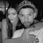 Audreyana Michelle with boyfriend Austin Rivers