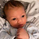 Audreyana Michelle's son Reign Rivers