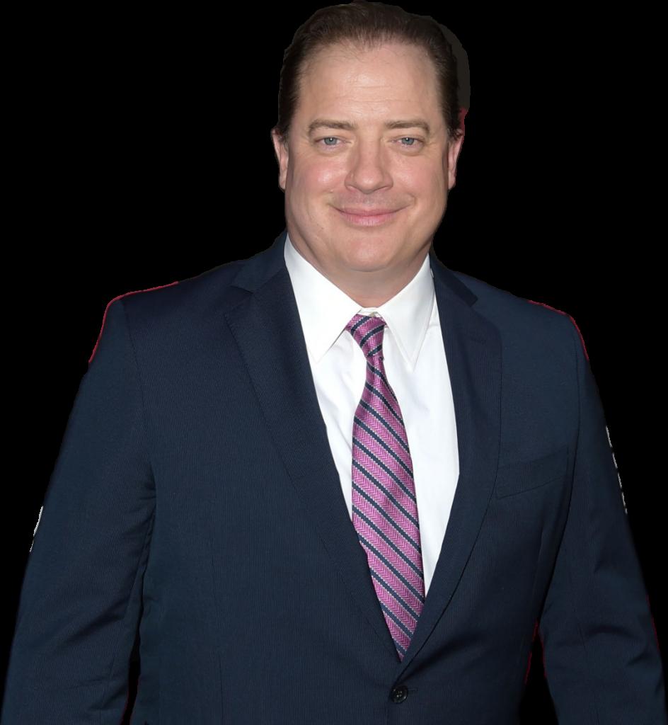 Brendan Fraser transparent backgroud png image