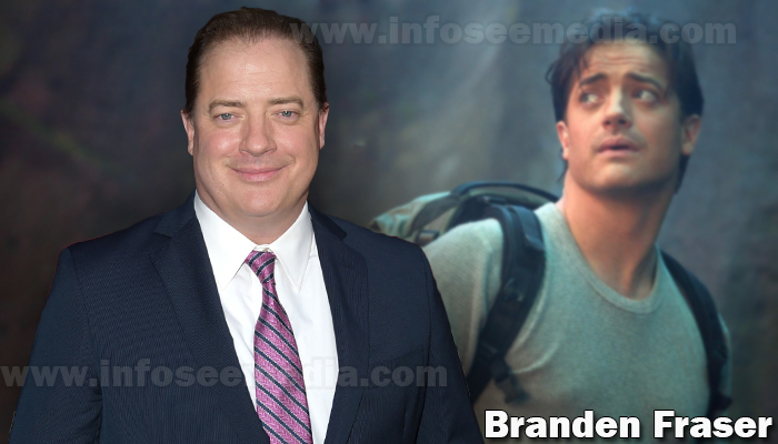 Brendan Fraser featured image