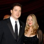 Brendan Fraser with ex-wife Afton Smith