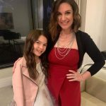 Brooklynn Prince with her mother Courtney Prince