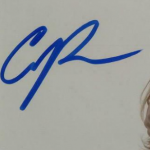 Charlie Plummer signature
