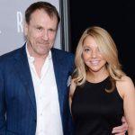 Colin Quinn with his wife Jen Sochko