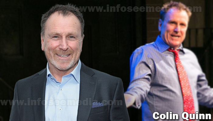 Colin Quinn featured image
