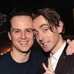 David Dawson with his brother James Dawson
