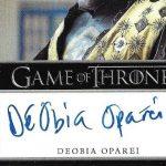 DeObia Oparei signature