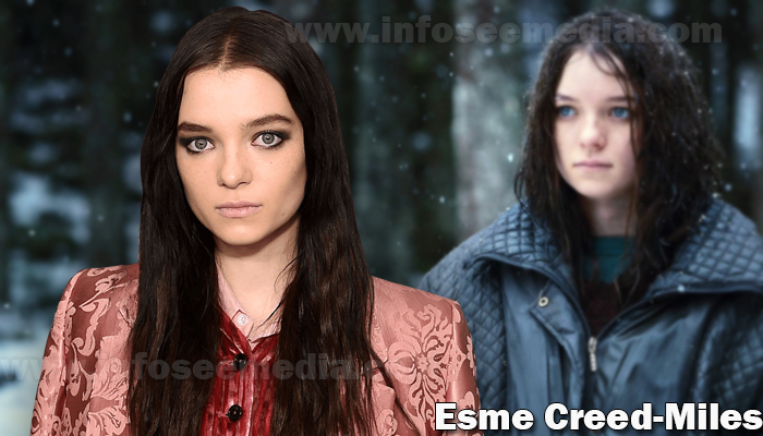 Esme Creed-Miles featured image