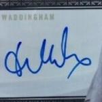 Hannah Waddingham signature