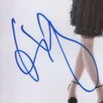 India Eisley signature