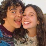 Jack Dylan Grazer with his girlfriend Cylia Chasman