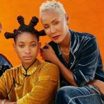 Jada Pinkett Smith with daughter Willow Smith