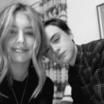 Jaeden Martell with ex-girlfriend Lilia Beckingham