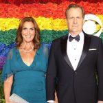 Jeff Daniels with his wife Kathleen Rosemary Treado
