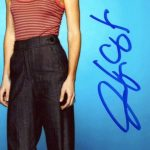 Jennifer Carpenter signature