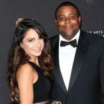 Kenan Thompson with his wife Christina Evangeline