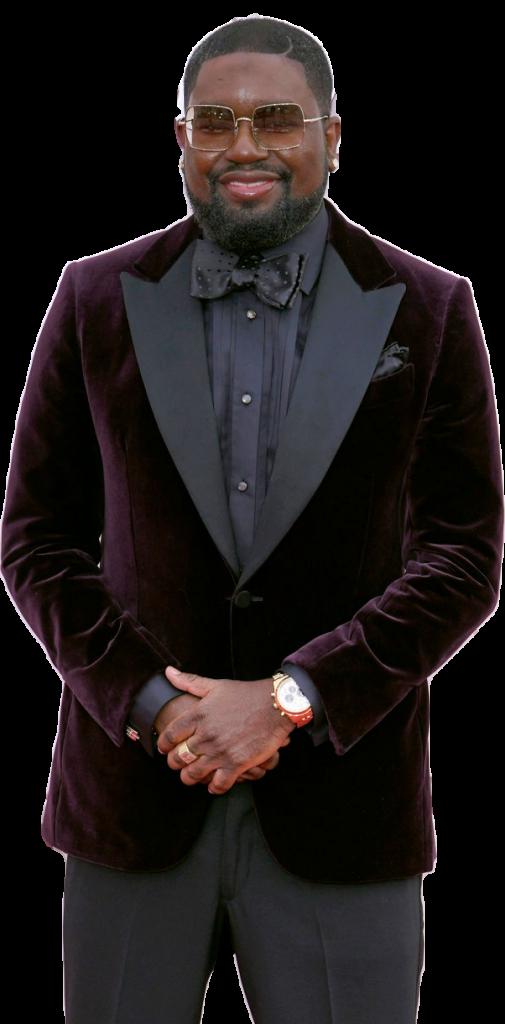 Lil Rel Howery transparent background png image