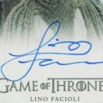 Lino Facioli signature