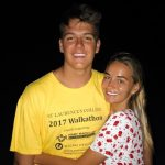 Madi Edwards with her brother Bailey Edwards