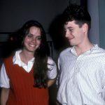 Matthew Broderick with ex-girlfriend Daisy Foote