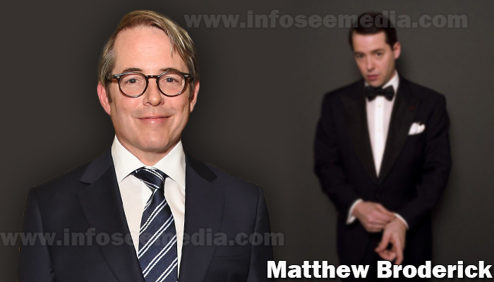 Matthew Broderick featured image