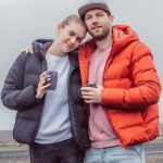 Megan Williams with boyfriend Vince Dickson image