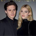 Nicola Peltz with her boyfriend Brooklyn Beckham