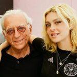 Nicola Peltz with her father Nelson Peltz