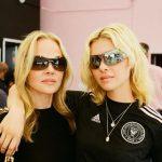 Nicola Peltz with her mother Claudia Heffner Peltz