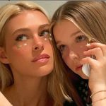 Nicola Peltz with her sister Brittany Peltz