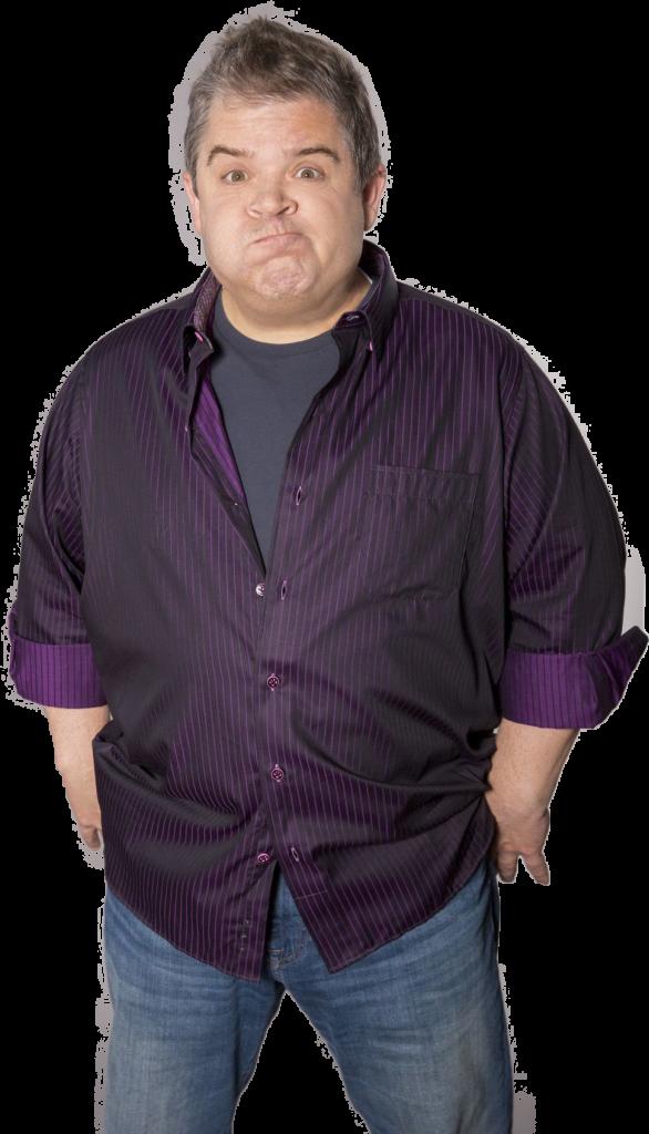 Patton Oswalt transparent background png image