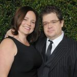 Patton Oswalt with his first wife Michelle McNamara