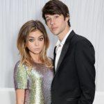 Sarah Hyland with ex-boyfriend Matt Prokop