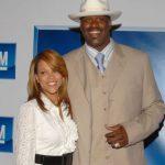 Shaq O'Neal with ex-wife Shaunie O'Neal