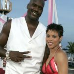 Shaq O'Neal with ex-wife Shaunie O'Neal image
