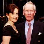 Tina Fey with father Donald Fey