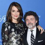 Tina Fey with husband Jeff Richmond