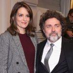 Tina Fey with husband Jeff Richmond image