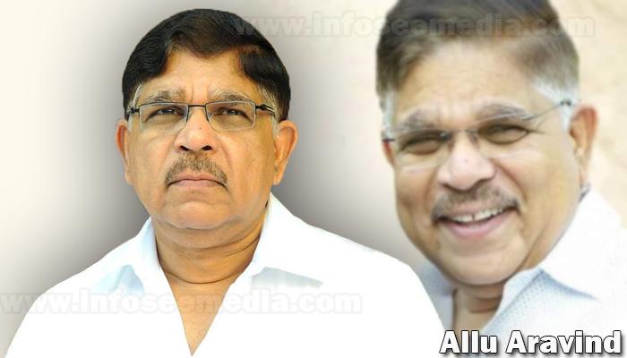 Allu Aravind featured image