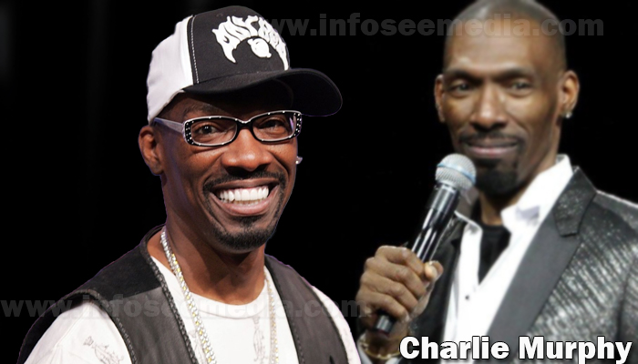 Charlie Murphy featured image